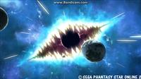 pso2 EP5 不気味なブラックホールがキーワード